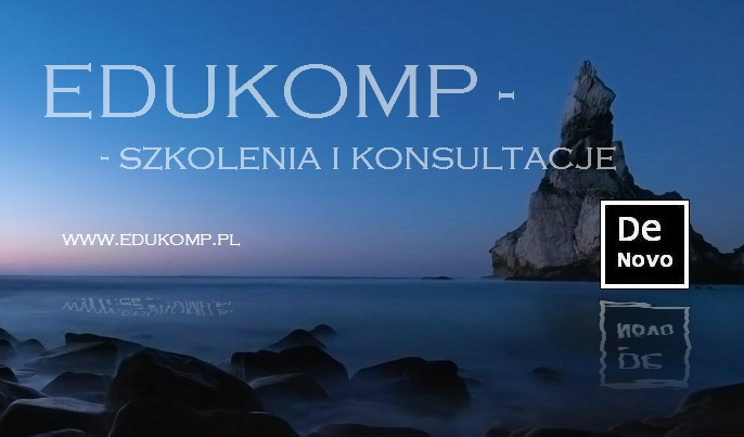 EduKomp.pl offers professional trainings in Oracle, SQL, MS Office, MS Project, VBA, Power Pivot and Power BI.