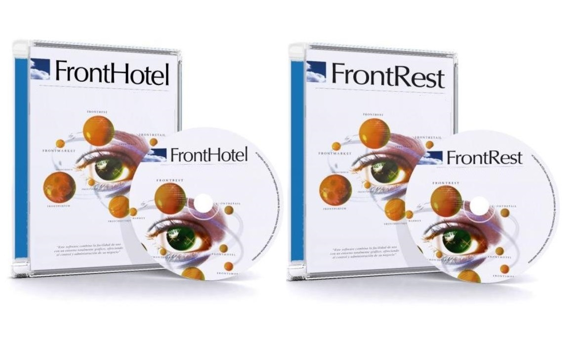 FrontHotel - complex hotel managment system.